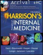 Harrison\'s Principles of Internal Medicine 17th Edition ISBN9780071476911