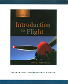 Introduction to Flight 6ED/Anderson ISBN9780071263184