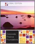 Corporate Finance Foundations - Global edition ISBN9780071220644