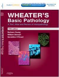 Wheater\'s Basic Pathology 5ED Y2009 ISBN 9780443068027