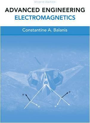 Advanced Engineering Electromagnetics 2ED Y2012 ISBN 9780470589489