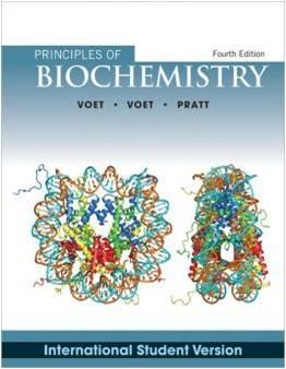 Principles of BIOCHEMISTRY 4ED VOET  ISBN 9781118092446