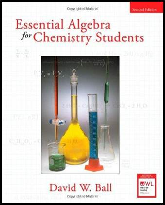 Essential Algebra for Chemistry Students 2ED