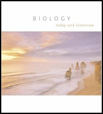Biology Today and Tomorrow (with CD-ROM and InfoTrac) 1st Edition ISBN 9780534495640