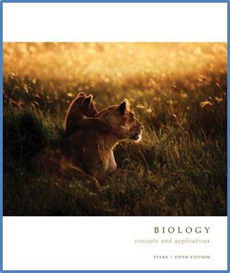 Biology : Concepts and Applications 5th ISBN 9780534385491