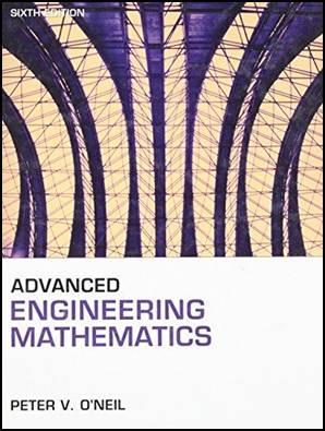 Advanced Engineering Mathematics  ISBN 9780534552084