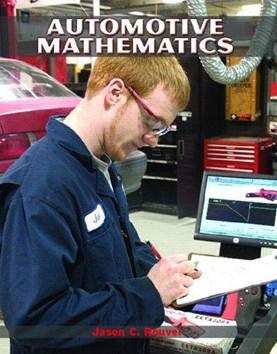 Automotive Mathematics ,ISBN 9780131148734