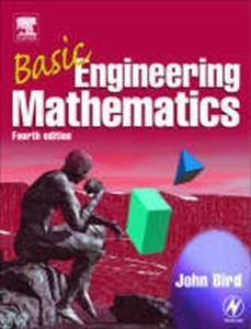 Basic Engineering Mathematics, ISBN 9780750665759