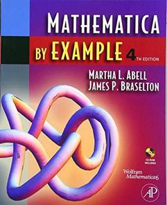 Mathematica by Example , 4th Edition  ISBN: 9780123743183