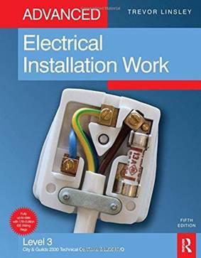 Advanced Electrical Installation Work  ISBN 9780750687522