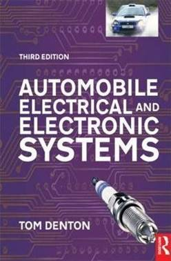 Automobile Electrical and Electronic Systems, ISBN 9780750662192