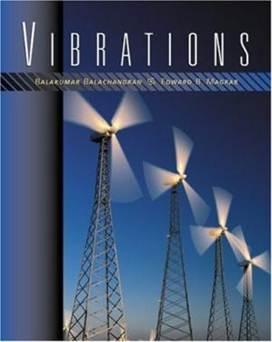 Vibrations , ISBN 9780534395100