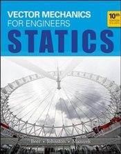 Vector  Mechanics For Engineerings  Statics (si version), ISBN 9781259007927
