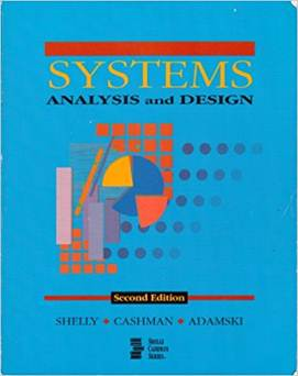 Systems Analysis and Design , ISBN 9780877096313