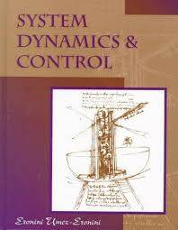 SYSTEM DYNAMICS AND CONTROL , ISBN 9780534944513