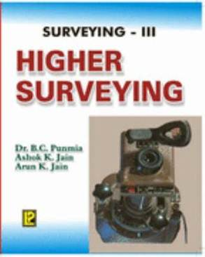 Higher Surveying: No. 3, ISBN 9788170088257