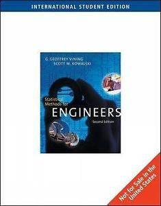 Statistical Methods for Engineers 9780495019404