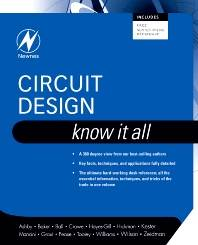 Circuit Design : Know It All   ISBN  9781856175272
