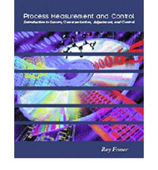 Process Measurement and Control   ISBN 9780130222114