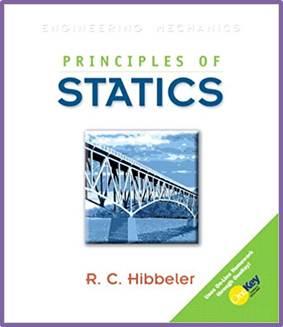 Principles of Statics  ISBN 9780131866744