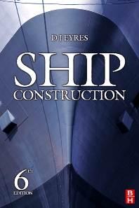 Ship Construction  ISBN 9780750680707