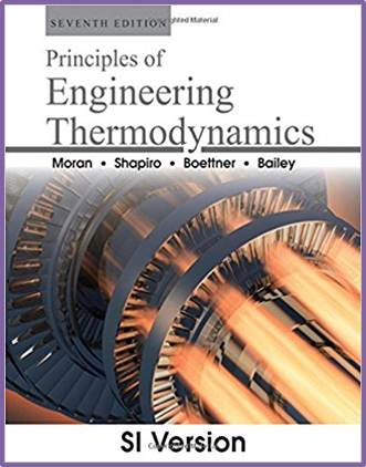 Principles of Engineering Thermodynamic  ISBN  9780470918012