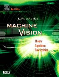 Machine Vision Theory, Algorithms, Practicalities  ISBN  9780122060939