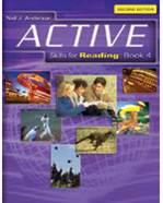 ACTIVE Skills for Reading 4    ISBN  9781424002368