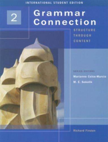 Grammar Connection 2: Structure Through Content (P)  ISBN 9781413017526