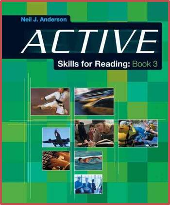 Active Skills for Reading : Student Book 3 2ED (P)   ISBN 9781424002115