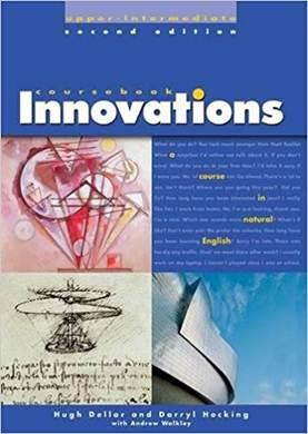 Innovations Upper Intermediate Coursebook   ISBN: 9780759398474