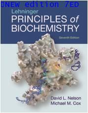 Lehninger Principles of Biochemistry 7ED  ISBN 9781464126116