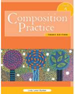 Composition Practice, Book 4 : A Text For English Language Learners - 3rd edition ISBN  978083842000