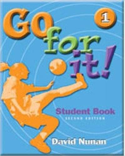 Go for it! 1 (Bk. 1) 2nd Edition ISBN 97808384049428