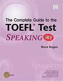 Complete Guide TOEFL Speaking iBT Edtion +CD    ISBN 9789812659873