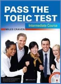 Pass the TOEIC - Intermediate Course (Book + CD MP3)   ISBN  9781908881014