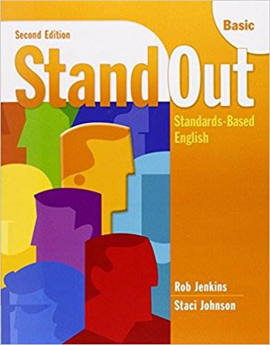 Stand Out Basic: Standards-Based English 2nd Edition    ISBN  978 1424002542