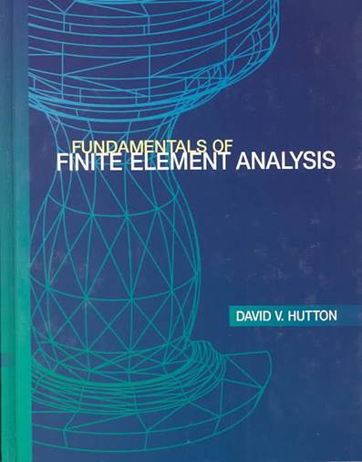 Fundamentals Of Finite Element Analysis (Int\'l Ed)   ISBN: 9780071241601