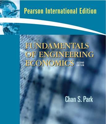 Fundamentals of Engineering Economics  ISBN  9780131354579