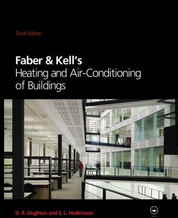 Faber  Kell\'s Heating  Air-conditioning of Buildings  ISBN  9780750683654
