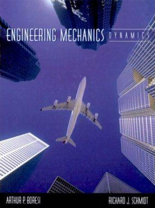 Engineering Mechanics: Dynamics 1st Edition  ISBN 9780534951627