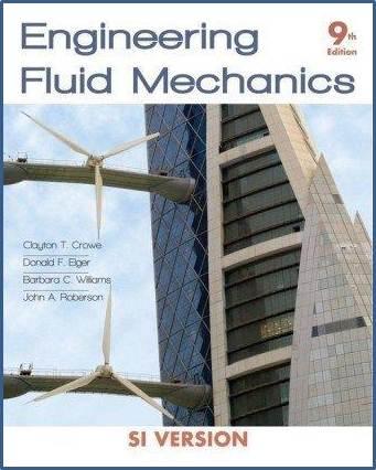Engineering Fluid Mechanics 9e ISV   ISBN 9780470409435