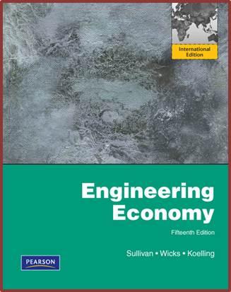 Engineering Economy International Edition - ISBN 9780273751533