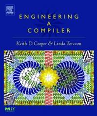 Engineering a Compiler  ISBN 9781558606982