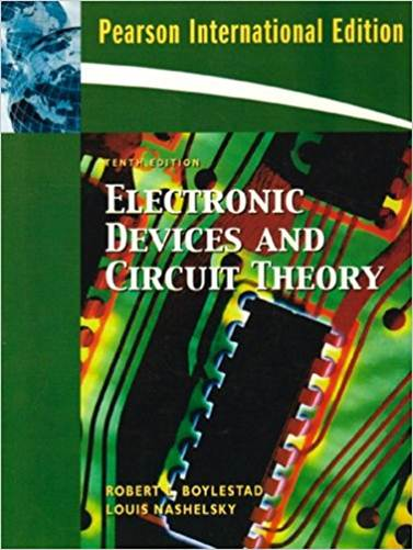 Electronic Devices and Circuit Theory : International Edition  ISBN  9780136064633