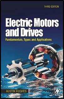 Electric Motors and Drives   ISBN  9780750647182