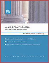 Civil Engineering: Building Structures Review  ISBN  9780793195558