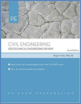 Civil Engineering: Geotechnical Engineering Review  ISBN  9780793195633