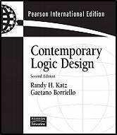Contemporary Logic Design   ISBN  9780131278301