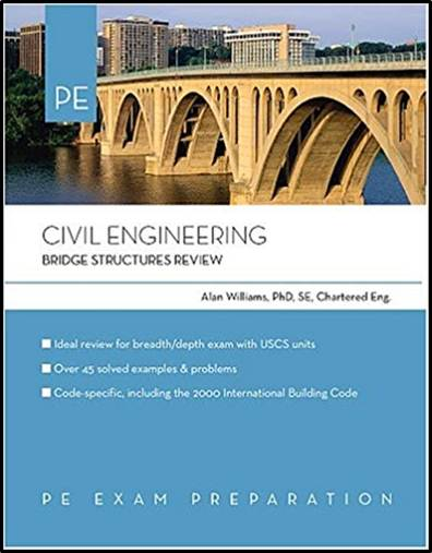 Civil Engineering: Bridge Structures Review  ISBN  9780793195596